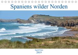Spaniens wilder Norden (Tischkalender 2019 DIN A5 quer) von Franz,  Ingrid