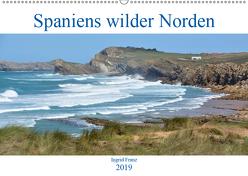 Spaniens wilder Norden (Wandkalender 2019 DIN A2 quer) von Franz,  Ingrid