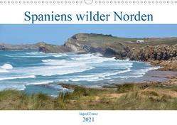 Spaniens wilder Norden (Wandkalender 2021 DIN A3 quer) von Franz,  Ingrid
