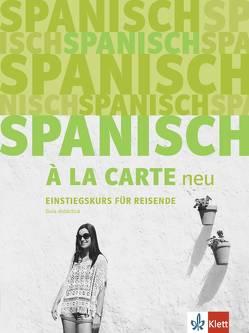 Spanisch à la carte neu