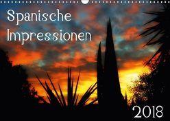 Spanische Inpressionen (Wandkalender 2018 DIN A3 quer) von AnBe,  by