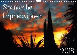 Spanische Inpressionen (Wandkalender 2018 DIN A4 quer) von AnBe,  by