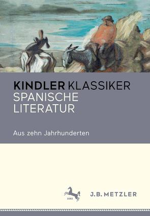 Spanische Literatur von Wild,  Gerhard