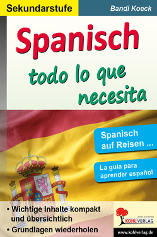 Spanish … todo lo que necesita von Koeck,  Bandi