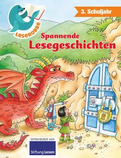 Spannende Lesegeschichten von Hillienhof,  Arne, Streufert,  Sabine