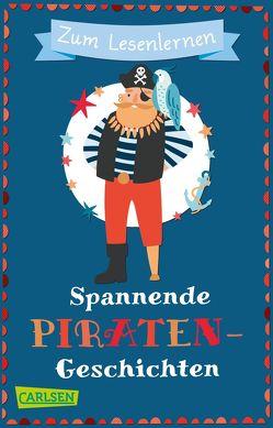 Spannende Piratengeschichten zum Lesenlernen von Holtei,  Christa, Mechtel,  Manuela, Rudel,  Imke, Vohwinkel,  Astrid