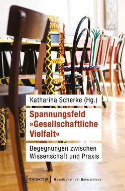 Spannungsfeld »Gesellschaftliche Vielfalt« von Scherke,  Katharina