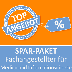 Spar-Paket Lernkarten Fachangestellter für Medien und Informationsdienste von Grünwald,  Jochen, Keßler,  Zoe, Rung-Kraus,  Michaela