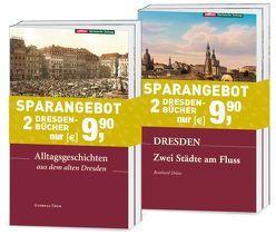 Sparangebot Doppeltes Dresden von Delau,  Reinhard, Them,  Andreas