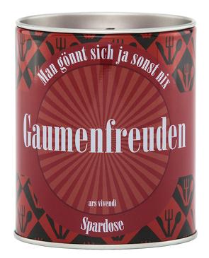 Spardose »Gaumenfreuden«