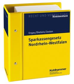 Sparkassengesetz Nordrhein-Westfalen von Dedy,  Helmut, Heinevetter,  Klaus, Schneider,  Bernd-Jürgen