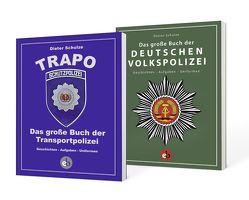 SPARPAKET – Die Polizeiorgane der DDR von Schulze,  Dieter