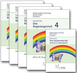 Sparpaket: Regenbogenhefte (LA) von Voss,  Suzanne