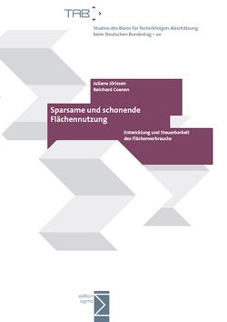 Sparsame und schonende Flächennutzung von Coenen,  Reinhard, Jörissen,  Juliane