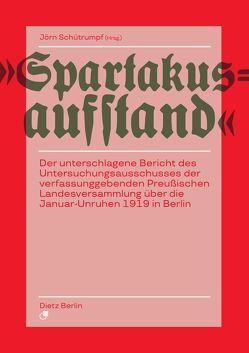 Spartakusaufstand von Schütrumpf,  Jörn