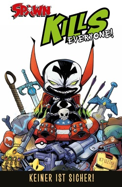 Spawn Kills Everyone! von Kirby,  JJ, McFarlane,  Todd, Robson,  Will