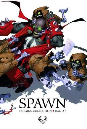 Spawn Origins Collection von Capullo,  Greg, McFarlane,  Todd, Moore,  Alan