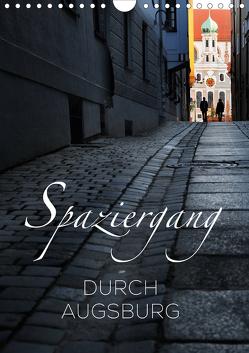 Spaziergang durch Augsburg (Wandkalender 2021 DIN A4 hoch) von Ratzer,  Reinhold