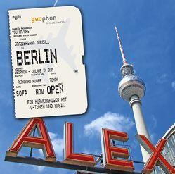 Spaziergang durch Berlin von Kober,  Reinhard, Rohrbeck,  Oliver