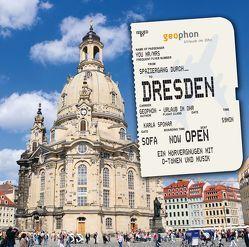 Spaziergang durch Dresden von Keller,  Matthias, Mayer,  Eva, Sponar,  Karla
