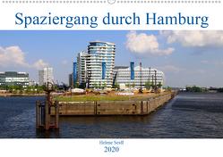 Spaziergang durch Hamburg (Wandkalender 2020 DIN A2 quer) von Seidl,  Helene