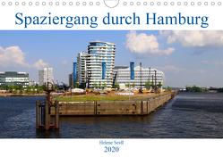Spaziergang durch Hamburg (Wandkalender 2020 DIN A4 quer) von Seidl,  Helene