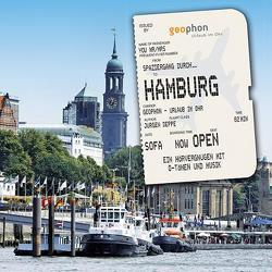 Spaziergang durch Hamburg von Brix,  Hans P, Deppe,  Jürgen, Libbach,  Gabriele