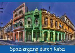 Spaziergang durch Kuba (Posterbuch DIN A2 quer) von Sturzenegger,  Karin