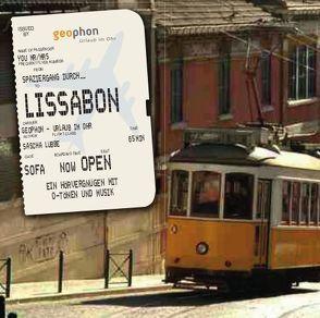 Spaziergang durch Lissabon von Blum,  Gabriele, Hübschmann,  Ulrike, Kühn,  Harry, Lübbe,  Sascha
