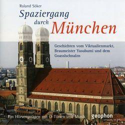 Spaziergang durch München von Ball,  Franziska, Fitz,  Michael, Söker,  Roland