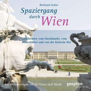 Spaziergang durch Wien von Freiberg,  Henning, Gloede,  Ingrid, Kober,  Reinhard