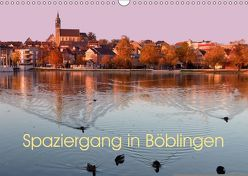 Spaziergang in Böblingen (Wandkalender 2018 DIN A3 quer) von Furkert,  Nicola