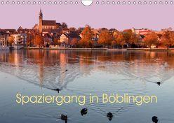 Spaziergang in Böblingen (Wandkalender 2019 DIN A4 quer) von Furkert,  Nicola