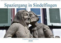 Spaziergang in Sindelfingen (Wandkalender 2018 DIN A2 quer) von Furkert,  Nicola