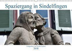 Spaziergang in Sindelfingen (Wandkalender 2018 DIN A3 quer) von Furkert,  Nicola