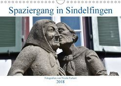Spaziergang in Sindelfingen (Wandkalender 2018 DIN A4 quer) von Furkert,  Nicola