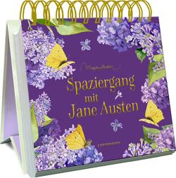 Spaziergang mit Jane Austen von Austen,  Jane, Bastin,  Marjolein