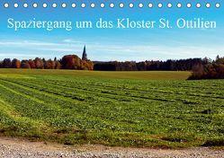 Spaziergang um das Kloster St. Ottilien (Tischkalender 2019 DIN A5 quer) von Marten,  Martina