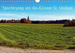 Spaziergang um das Kloster St. Ottilien (Wandkalender 2019 DIN A4 quer) von Marten,  Martina