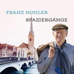 Spaziergänge von Hohler,  Franz