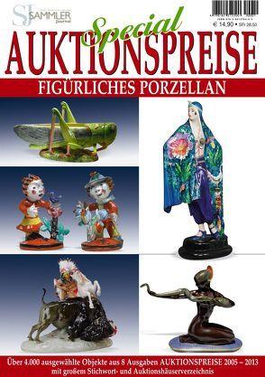 Special Auktionspreise – Figürliches Porzellan von Eberhardt,  Joscha, Neumeier,  Rudolf, Reddersen,  Gerd