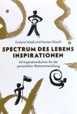 Spectrum des Lebens – Inspirationen (Karten-Set) von Maaß,  Evelyne, Ritschl,  Karsten