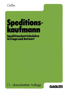 Speditionskaufmann von Oelfke,  Wolfgang