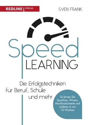 Speed Learning von Frank,  Sven