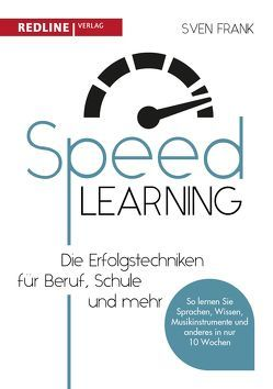 Speed Learning von Frank,  Sven