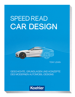 Speed Read – car design von Lewin,  Tony