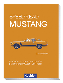Speed Read Mustang von Farr,  Donald