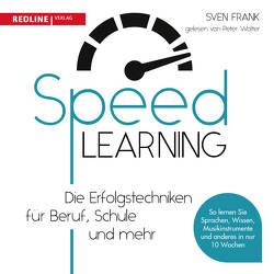 Speedlearning von Frank,  Sven, Wolter,  Peter