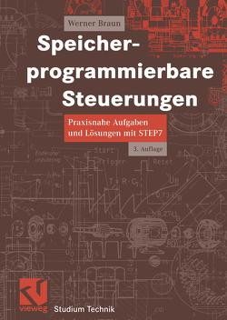 Speicherprogrammierbare Steuerungen von Braun,  Werner