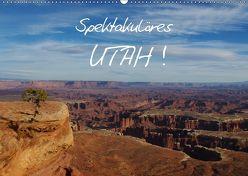 Spektakuläres Utah! (Wandkalender 2019 DIN A2 quer) von Del Luongo,  Claudio